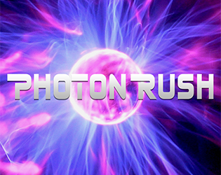 Photon Rush logo. Download link.
