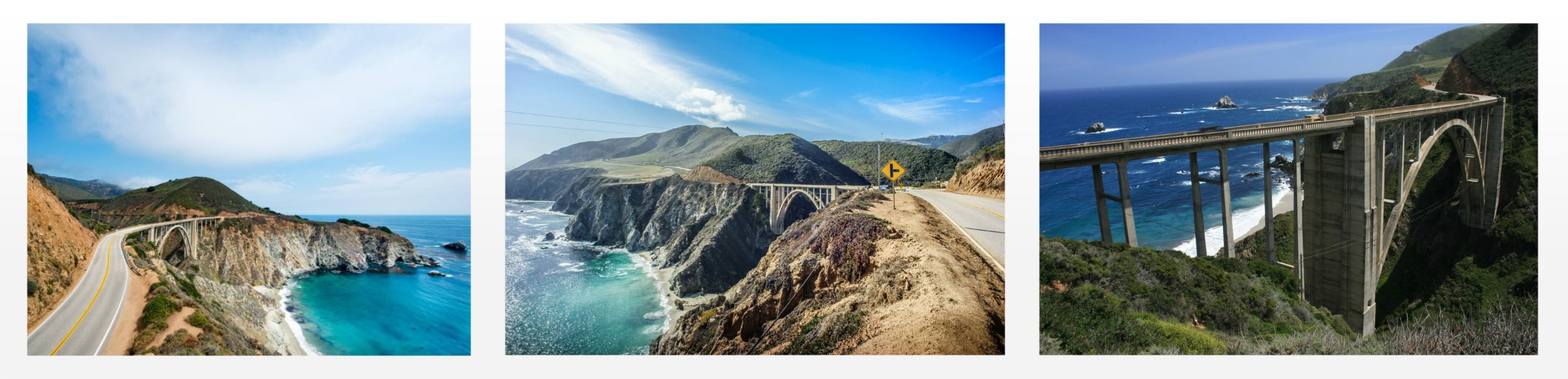 Bixby Creek Bridge pics